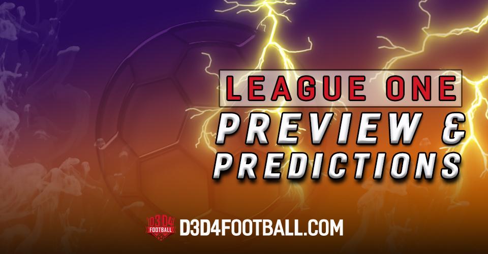 League One Preview & Predictions 29 December 2018 – D3D4